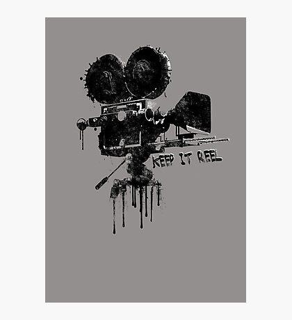 Keep it Reel. Photographic Print