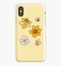 Colorful Daffodils iPhone Case/Skin