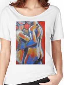 Lovers - Hot Summer Desire Women's Relaxed Fit T-Shirt