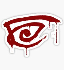 All Hail Eye Sticker