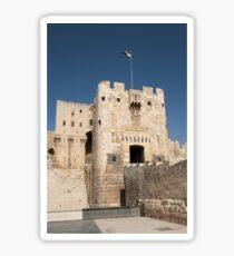 Citadel of Alepo Sticker