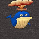 Alfred the Angry Atomic Whale by Molly Snyder