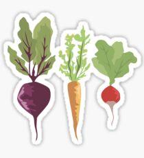Vegetables Sticker