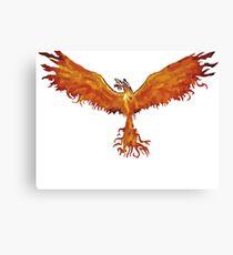 Phoenix Team Canvas Print