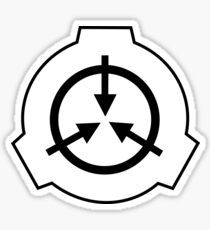 Basic SCP Sticker