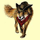 Fox von AnnaShell