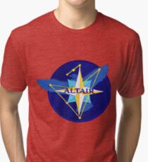 "NROL-25 ""Altair"" Program Logo Tri-blend T-Shirt"