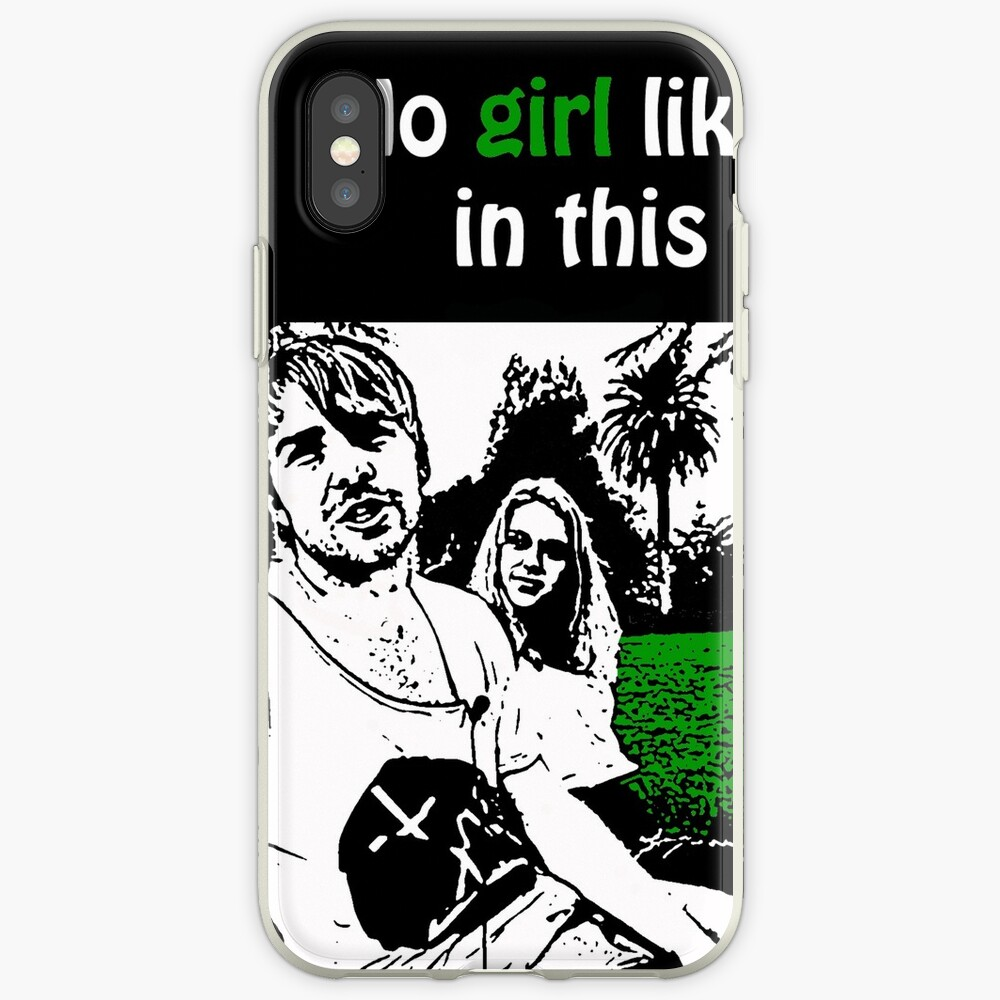 No Girl Likes to be in this Position iPhone Case & Cover