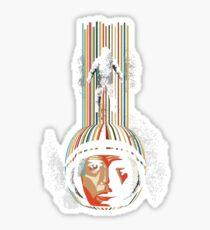 Interstellar Sticker