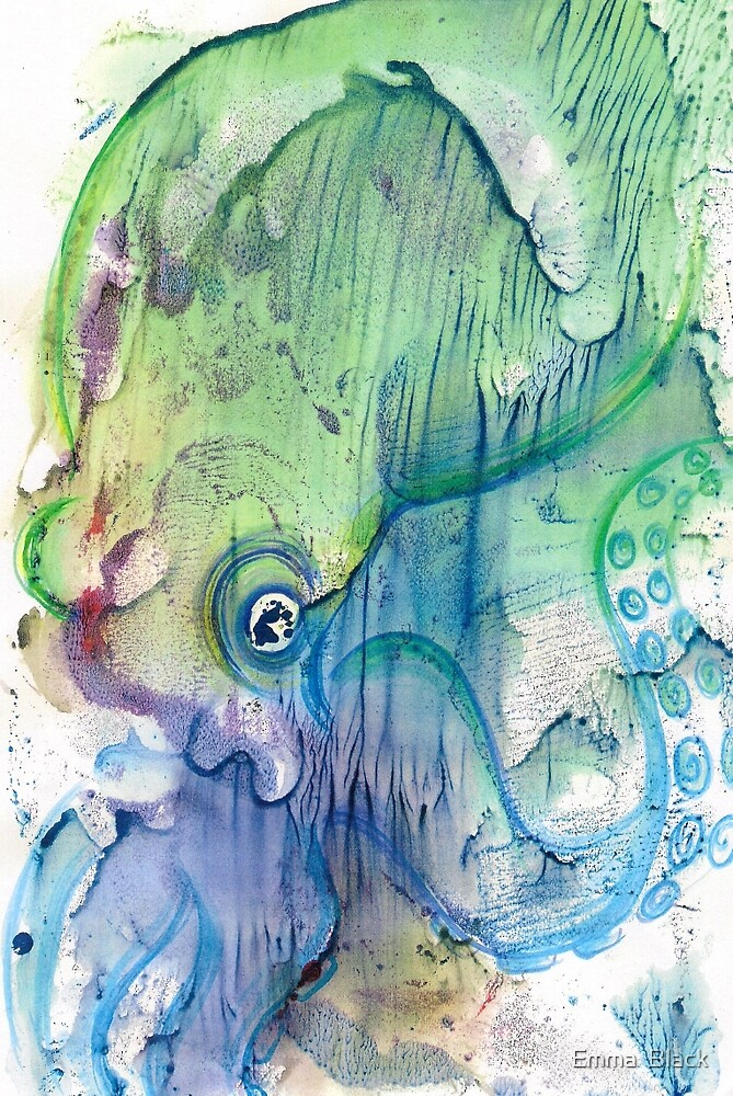 Octopus  by Emma  Black