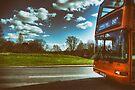 Harlow Bus by Nigel Bangert