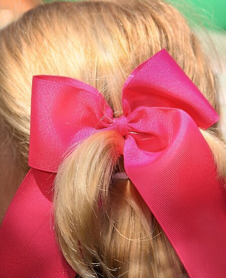 Big Pink Bow!!  by Heather Friedman