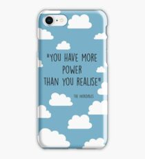 pbbyc - the Incredible Quote iPhone Case/Skin