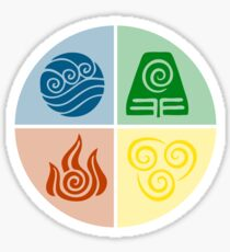 Avatar Elements Sticker
