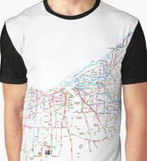 Cleveland - RTA Graphic T-Shirt