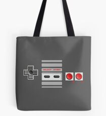 NES Controller Tote Bag