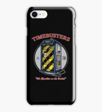 Timebusters iPhone Case/Skin