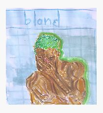Blond Photographic Print