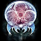 The Epic Metroid Organism  by barrettbiggers
