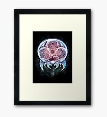 The Epic Metroid Organism  Framed Print