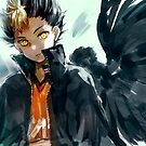 Haikyuu!! Guardian by banafria