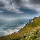 Beachy Head  by Nigel Bangert
