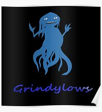 Grindylows Team Poster
