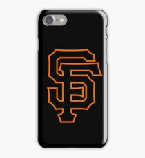 America's Game - San Francisco Giants iPhone Case/Skin