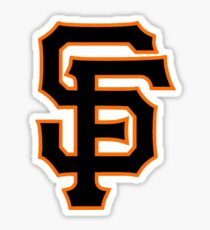 America's Game - San Francisco Giants Sticker