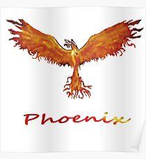Phoenix Team Poster