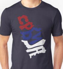 Serbia Typography T-Shirt