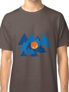 Mountain Geo Classic T-Shirt