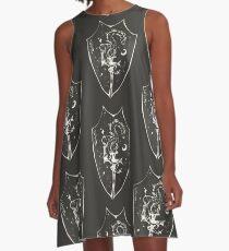 Wyrm A-Line Dress