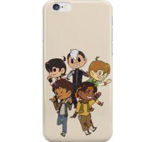 Team Voltron iPhone Case/Skin