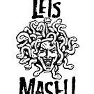 Medusa, Let's Mash! by James & Laura Kranefeld