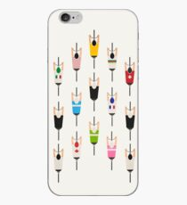 Bicycle squad iPhone Case