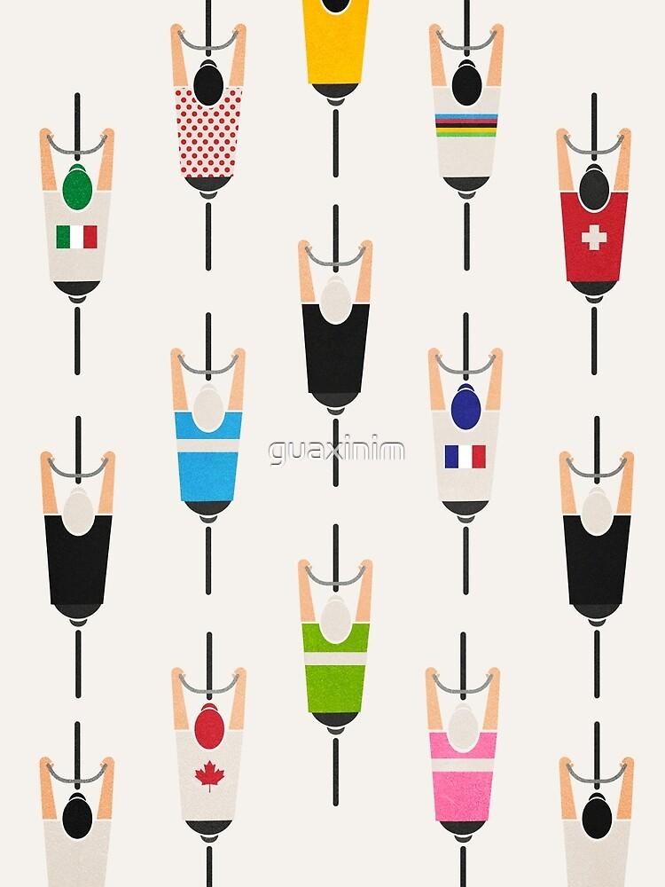 Fahrradgruppe von guaxinim