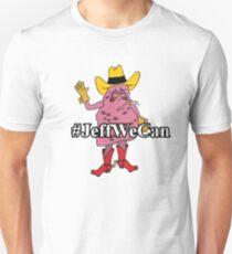 #JeffWeCan - Jeff the Diseased Lung Unisex T-Shirt