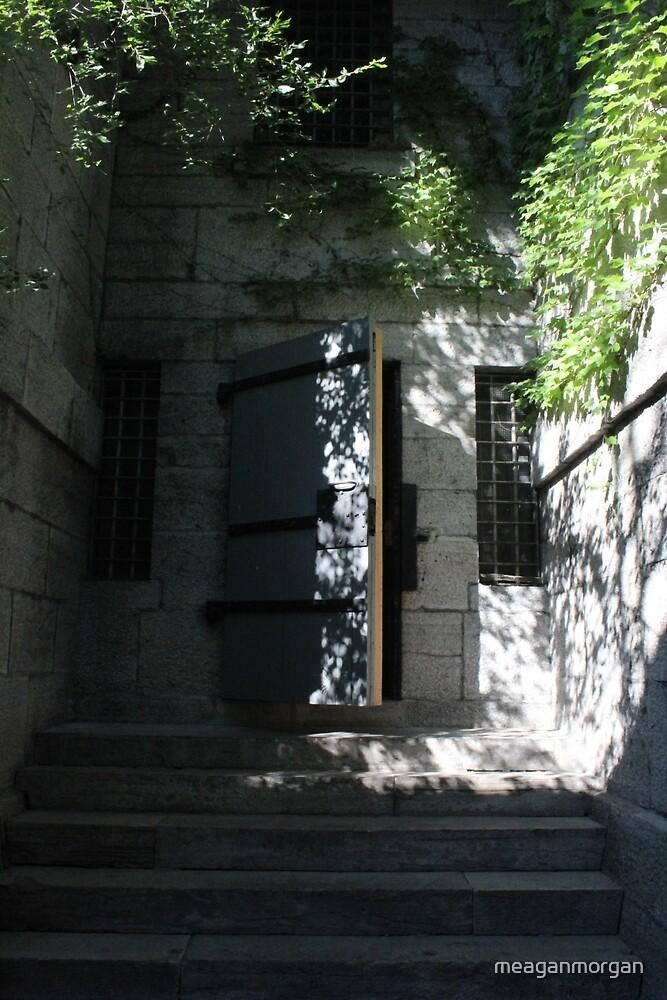 Gallows Entrance  by meaganmorgan