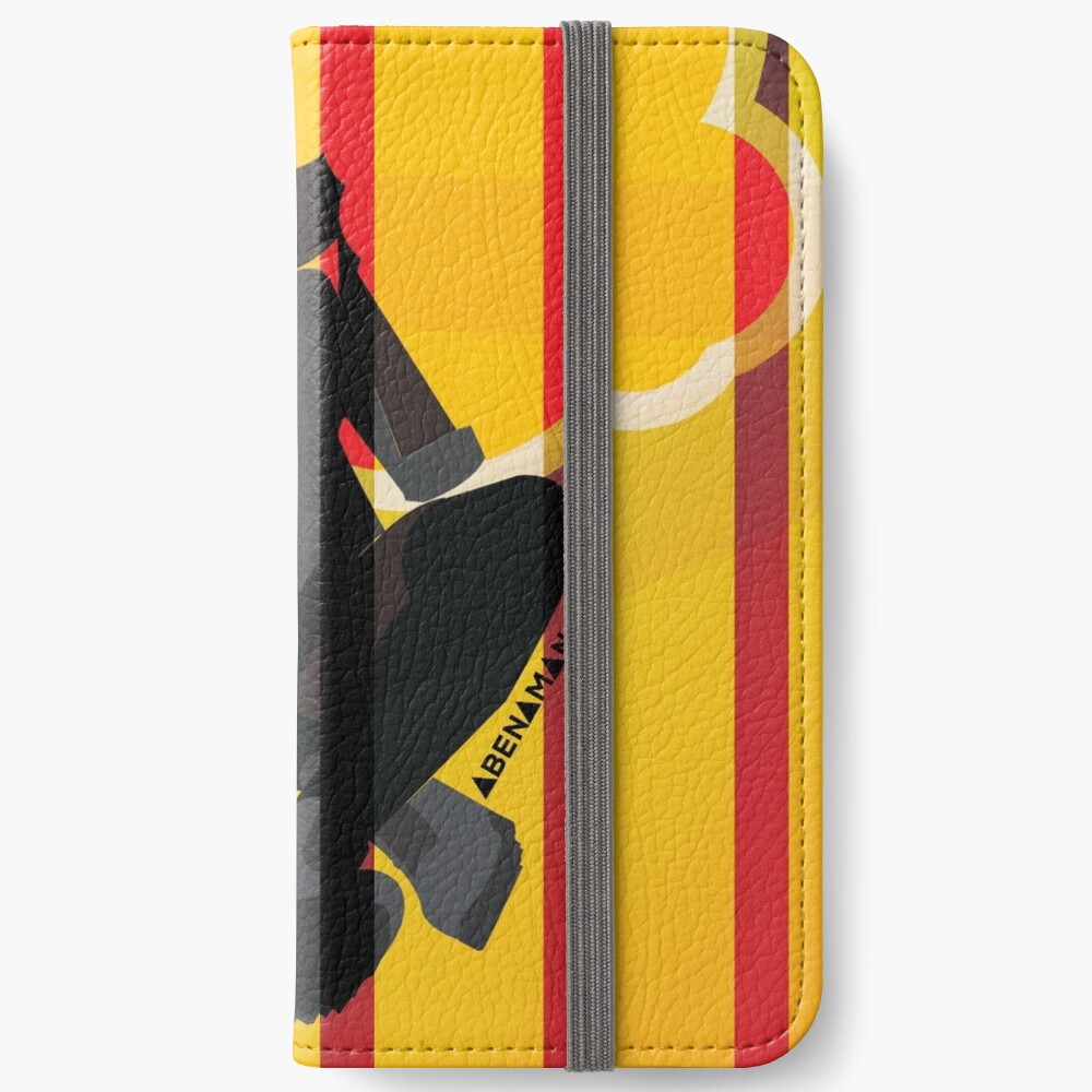 Cage iPhone Wallet