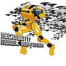 MechaBetty Bee-Fender by Titankore