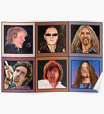 Styx Faces Poster