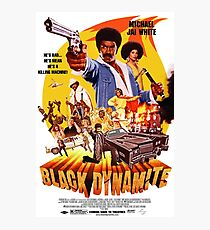 Black Dynamite 1 Photographic Print