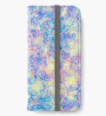 Watercolor Paisley iPhone Wallet/Case/Skin