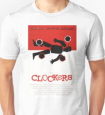 Clockers Movie Poster T-Shirt