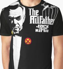 Jack The King Kirby the Allfather Graphic T-Shirt