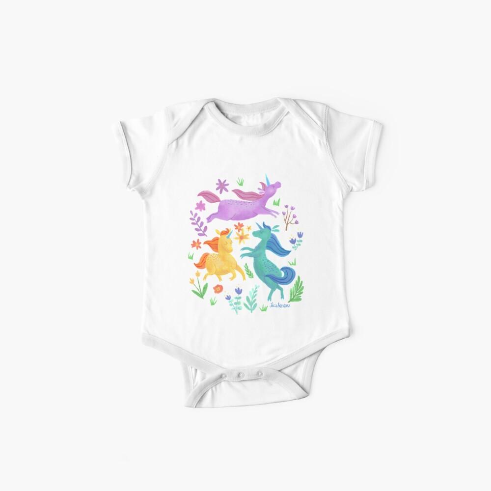 Unicorn Dreams Baby One-Piece