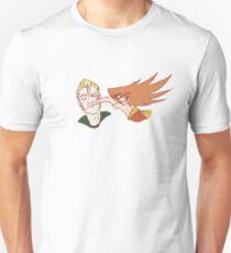 Jet Vs. Jet Unisex T-Shirt