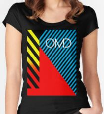 OMD Women's Fitted Scoop T-Shirt