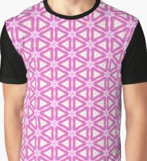 """pink matrix"" abstract iPhoneography Graphic T-Shirt"